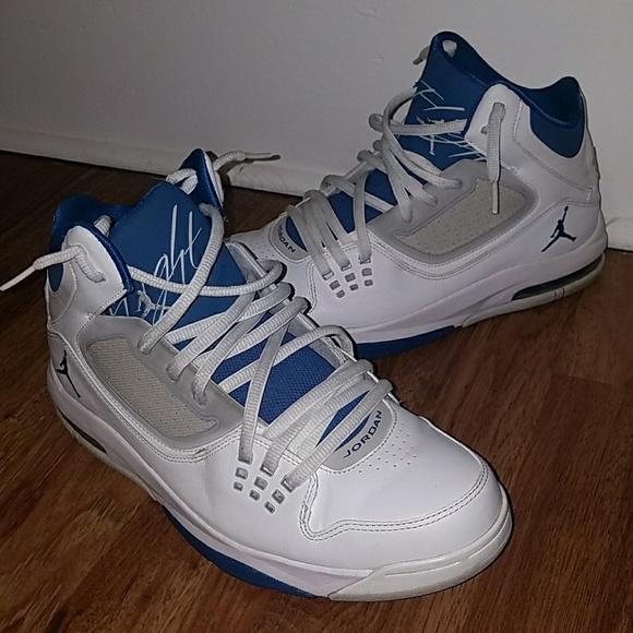 855995e0973 Air Jordan Shoes | Nike Flight 23 White Blue | Poshmark